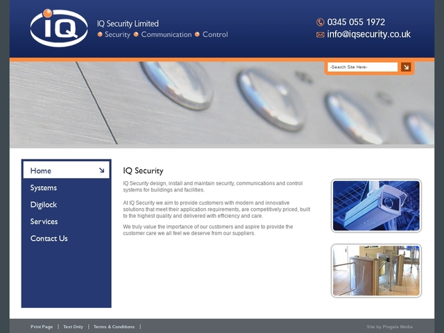 IQ Security Limited