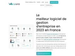 Logiciel de facturation en ligne gratuit: Wuro
