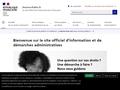 Services en ligne et formulaires