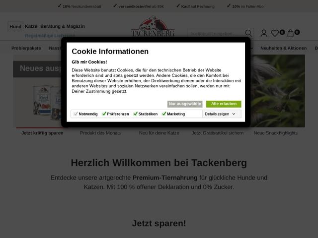 Barf / viande - Tackenberg