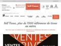 Machine à coudre électronique sur selftissus.fr