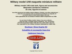 catalogue gaso.line