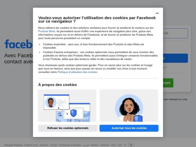 Facebook - France