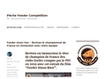 Pêche Feeder Compétition ; Club de pêche sportive ; Rodez Aveyron