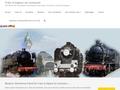 Train à Vapeur en Limousin Périgord