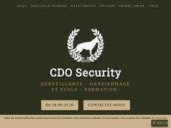 Ecole des métiers de la sécurité privée - Le Canidé De l'Olivier (C.D.O)