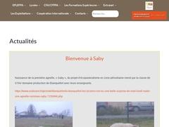 Lycée agricole de Libourne Montagne