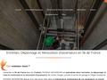 Entretien dépannage ascenseurs et de portes de garage