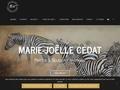 Marie Joelle Cédat - Peintre animalier
