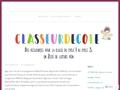 Classeur d'école : phonologie pour GS