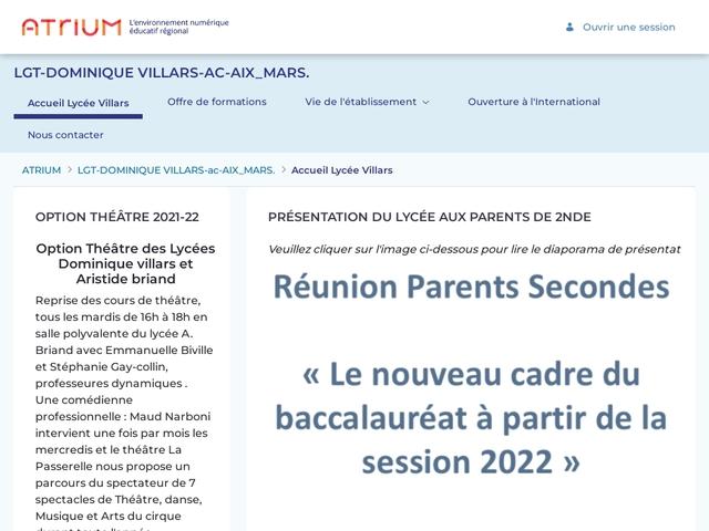 Lycée Villars (Gap)