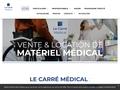 LCM : Le Carré Médical - Dijon, 21 Côte-d'Or