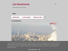Les NewsHome