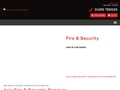 Axis Fire & Security - Fire Alarm & Security Company - Southampton