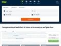 Liligo.com - Comparateur de vol et billet d'avion pas cher