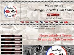 Vintage Corvette Club France