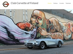 CORVETTE CLUB OF FINLAND