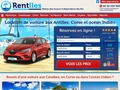 Rentîles Martinique - Location de voiture Martinique