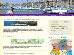 Provence Web - Tourisme en Provence