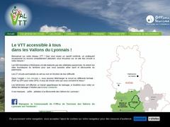 Le VTT accessible à tous  dans les Vallons du Lyonnais !