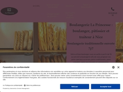 La Princesse, Boulangerie, Pâtisserie,Traiteur, Nice