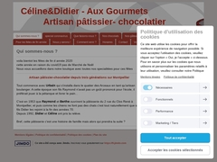 Céline&Didier - Aux Gourmets, Pâtisserie, Montpellier