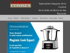 Cordier Cuisines Dieppe - Cuisines, Electroménager, Bain, ...