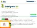Ressources pédagogiques … www.enseignons.be
