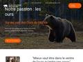 Sur les pas des ours : de la peluche à la vie sauvage