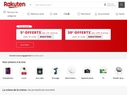 Priceminister direct - mise en vente campagne
