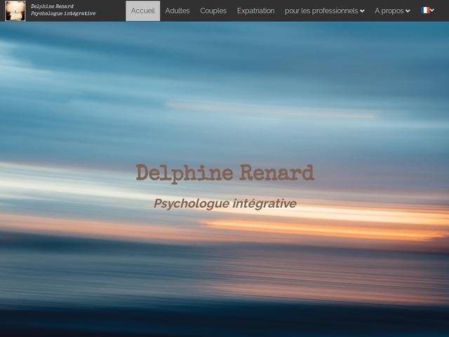 Delphine Renard Psychologue