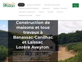 SARL Pouget Construction a Canilhac (48)