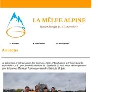 La Mêlée Alpine