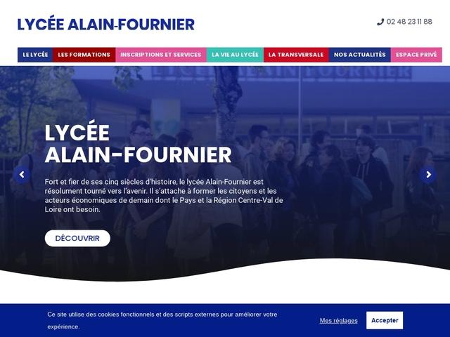 Lycée Alain Fournier (Bourges)