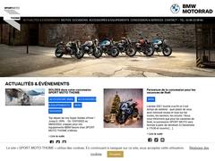 SPORT MOTO THOME BMW - NÎMES