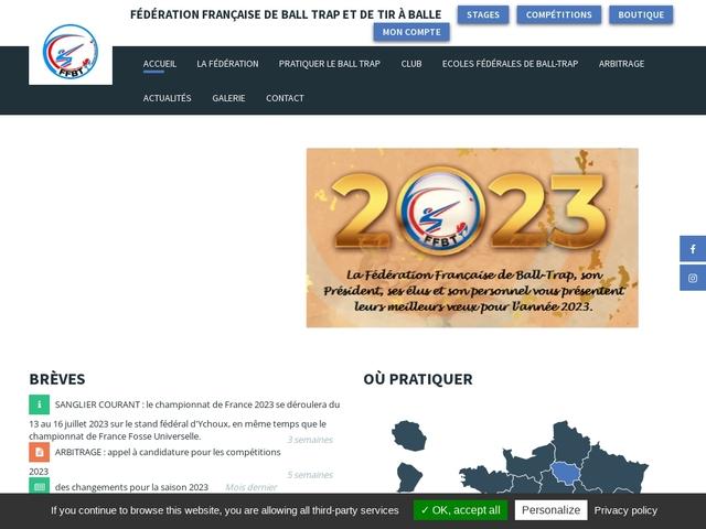 Fédération Française de Ball Trap
