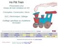 Le train miniature et le ferromodélisme