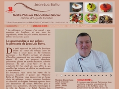 Jean-Luc Battu, Maitre Chocolatier, Patissier, Pernes-les-Fontaines