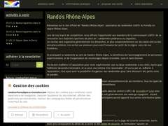Rando's Rhône-Alpes