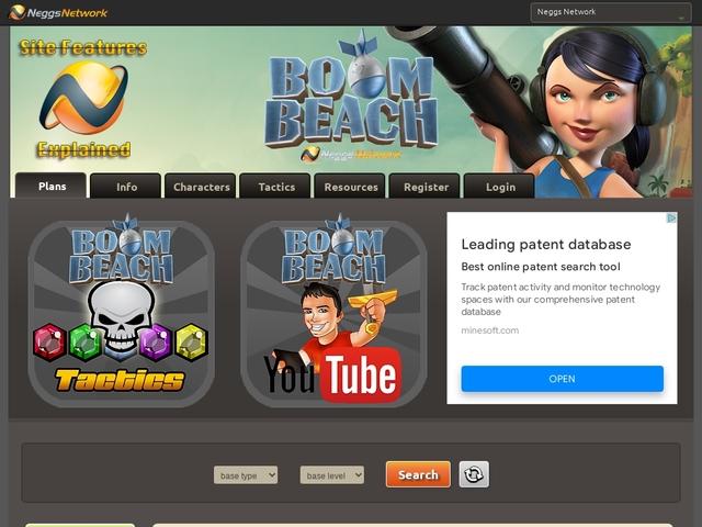 Boom Beach Builder