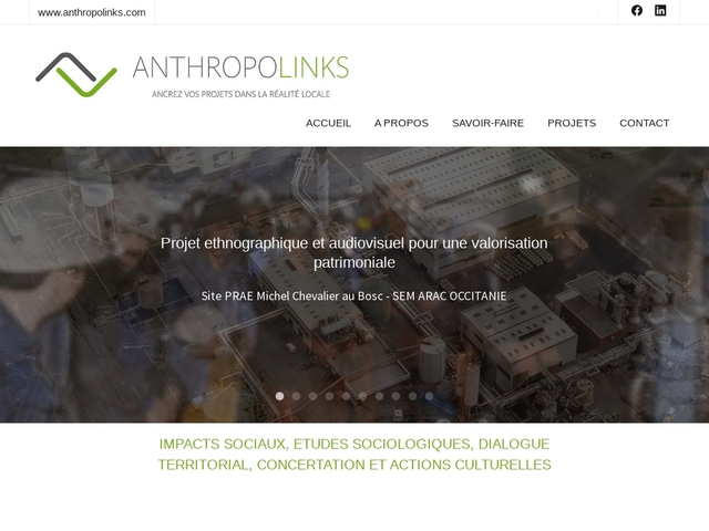 AnthropoLinks