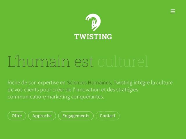 Marnat Daphné,Twisting, cabinet d'aide à l'innovation