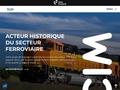 CIM Groupe : l'entreprise du projet ferroviaire