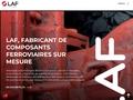 Laf Lloyd : transport ferroviaire et fret minier