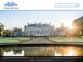Le Jardin du chateau de Craon (53)
