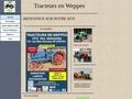 Nord - Tracteurs en Weppes