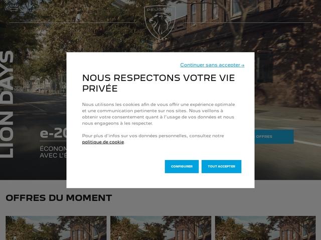 Peugeot | Constructeur automobile français | Motion & Emotion