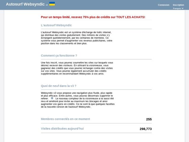 autosurf websyndic