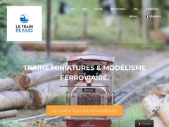 Le train de Jules - Trains miniatures et modélisme ferroviaire.
