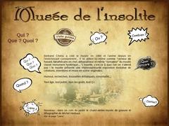 Musée de l'Insolite